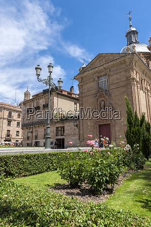 europe spain salamanca plaza de anaya