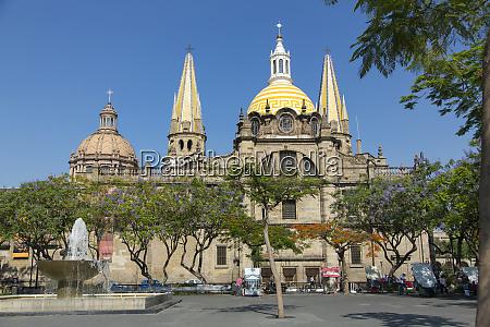 metropolitan cathedral the plaza de la