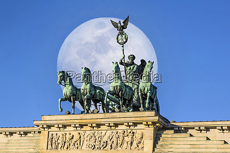 berlin germany close up of the