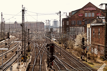 germany hamburg railway system