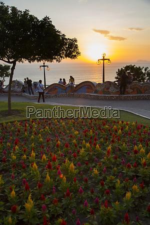 el parque del amor lovers park