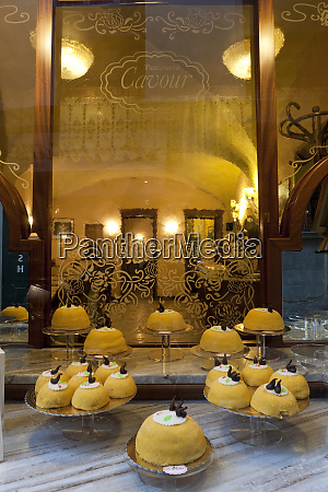 window confectioner s shop polenta and