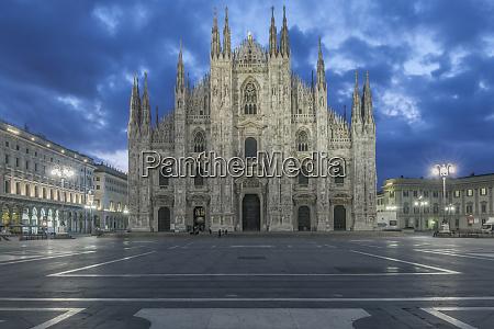 italy milan cathedral duomo di milano