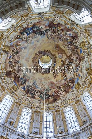 germany bavaria ettal kloster ettal monastery