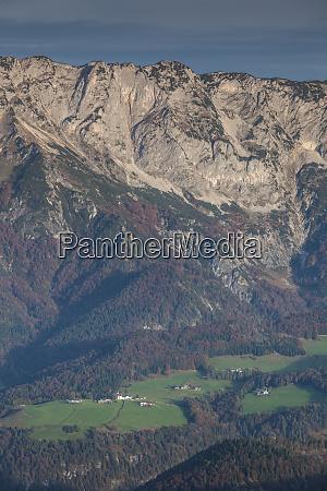 germany bavaria berchtesgaden rossfeld panoramic ring