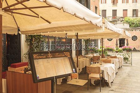 restaurant venice italy
