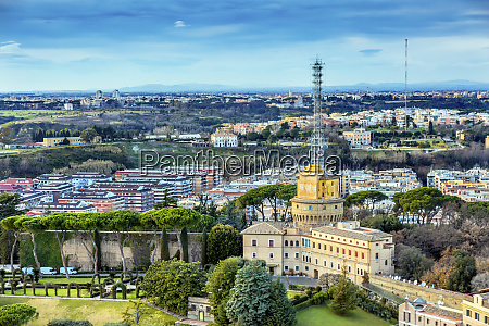 papal tv station vatican city rome