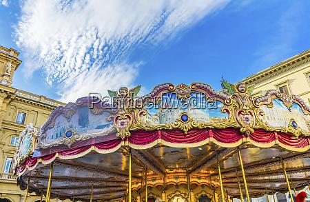 carousel merry go round piazza della