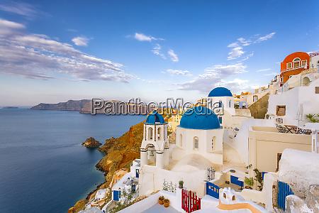 europe greece oia greek orthodox church