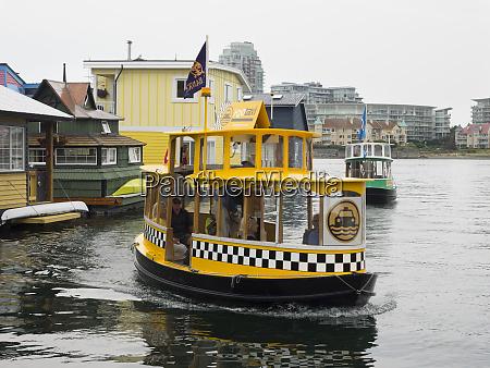 canada british columbia victoria water taxi