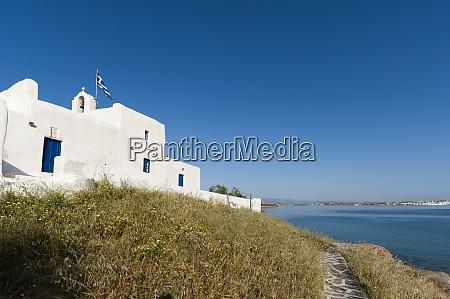 ai yiannis detis monastery paros island