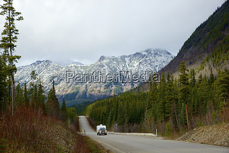 the stewart cassiar highway provides access