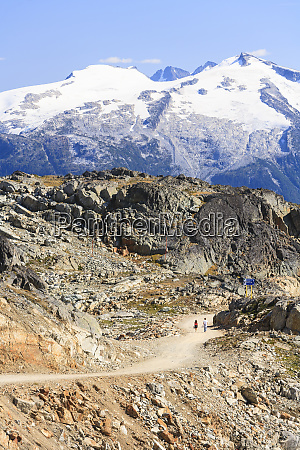 whistler resort area in early fall