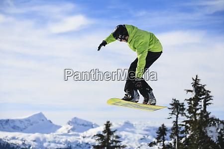 mt washington ski resort bordering strathcona