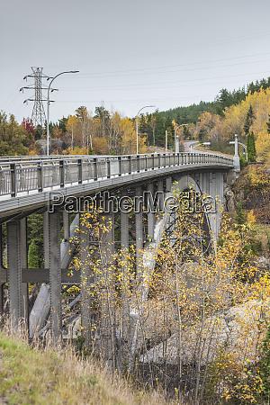canada quebec saguenay jonquiere pont daluminium