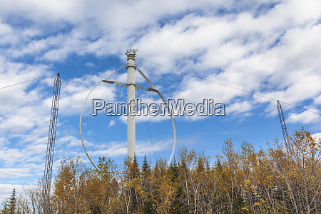 canada quebec cap chat wind generators