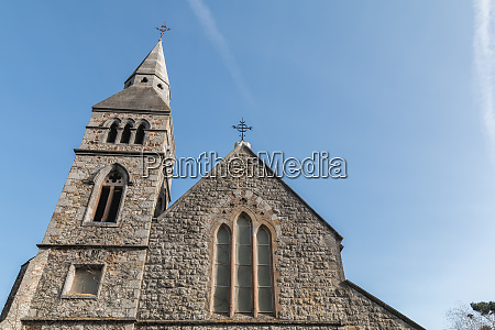architectural detail of st mary s