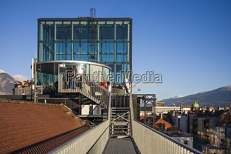 austria tyrol innsbruck rathausgalerien shopping center