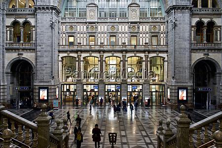 centraal station belgium antwerp