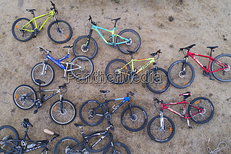 mountain bikes central otago south island