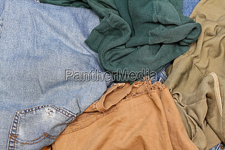 cloth rags