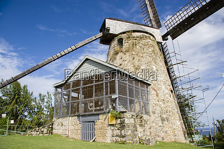sugar mill barbados