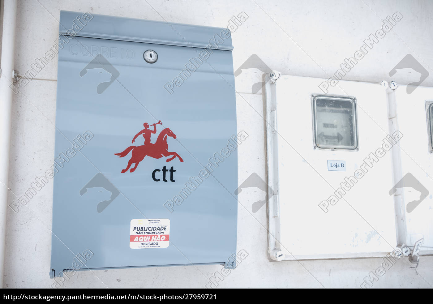 mailbox, of, the, national, company, ctt - 27959721