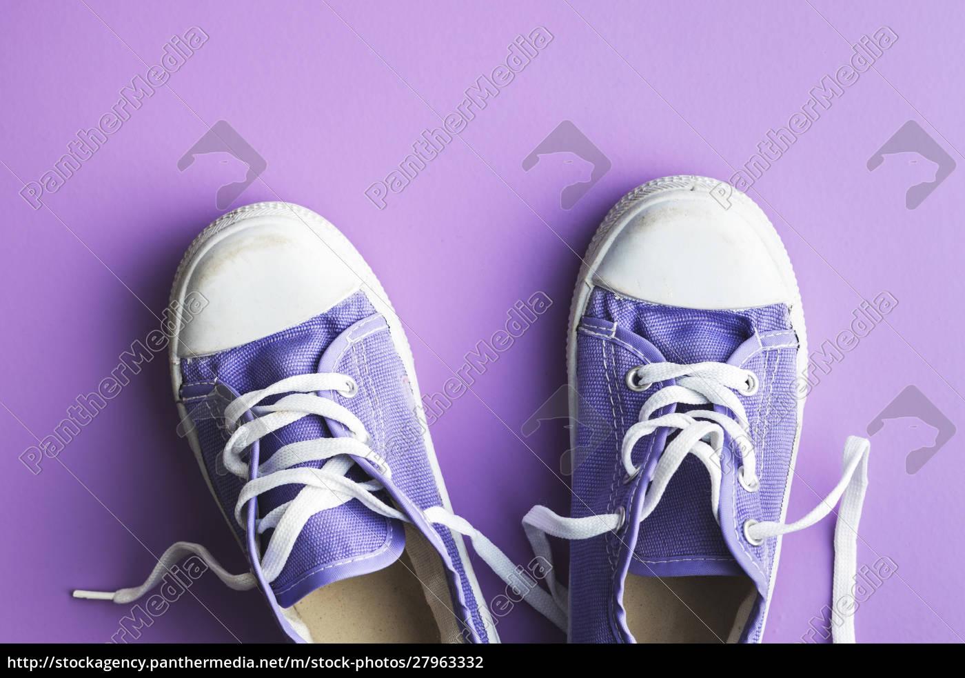 retro, sneakers., tennis, shoes. - 27963332