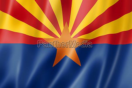 arizona flag usa