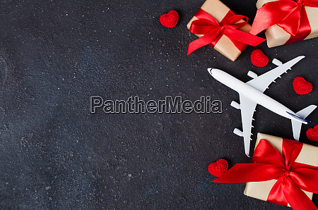 holiday travel planning travel concept airplane
