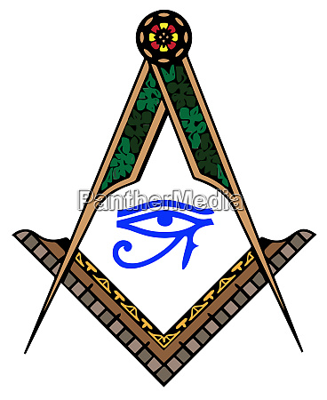 square and compass masonic occultism sacred