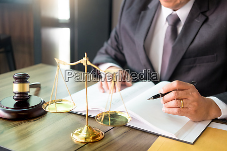 gavel and soundblock of justice law