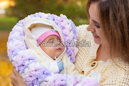 mom rejoices in her two month