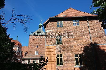 castle in winsen luhe lower saxony