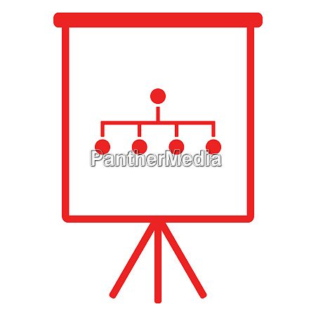 network and flipchart