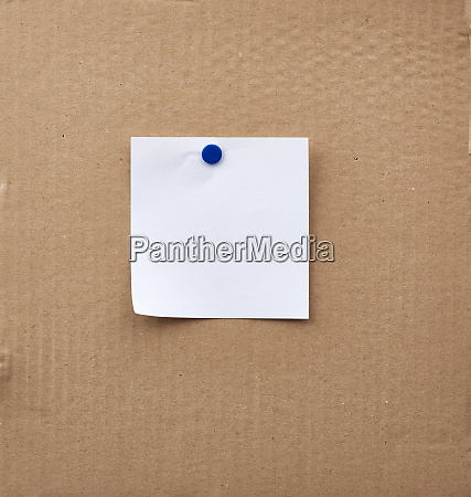blank square white sheet of paper