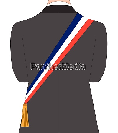 french municipal elections vector illustration