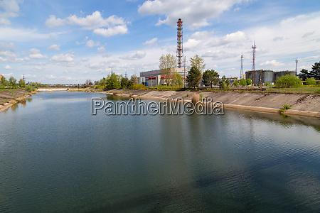 lake in chernobyl