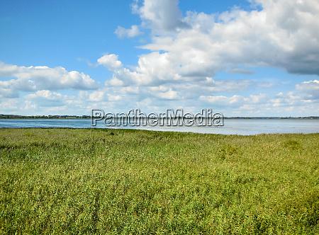 waterside scenery in masuria