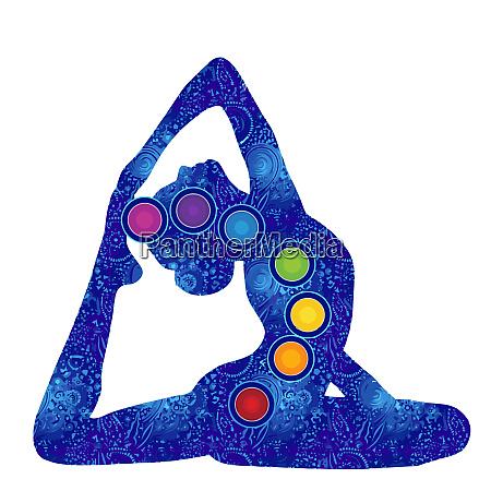 yoga healing chakras mindfulness spiritual