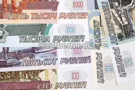 russian money a business background