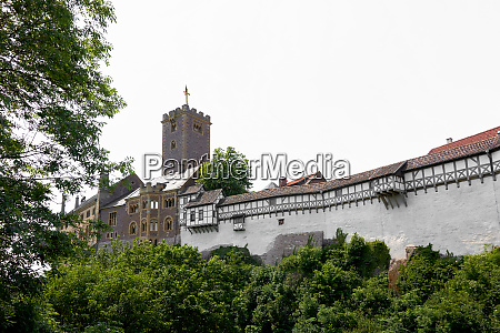 view of the wartburg