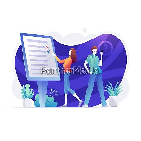 online survey customer smartphone questionnaire form