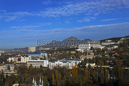 pyatigorsk is a resort city in