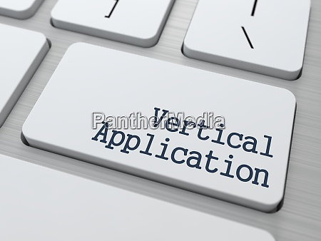vertical application technological concept