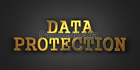data protection information concept
