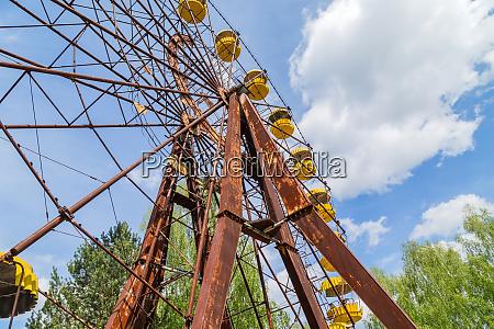 chernobyl disaster ukraine