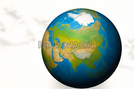 planet earth globe globe illustration physical