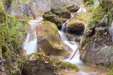 barenschutzklamm gorge near mixnitz in