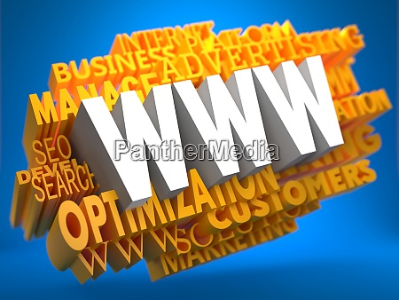 www wordcloud concept